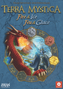 Terra Mystica: Fire and Ice