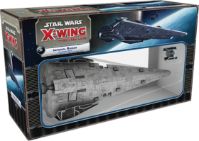 Star Wars: X-Wing Miniature Game - Imperial Raider Expansion Pack