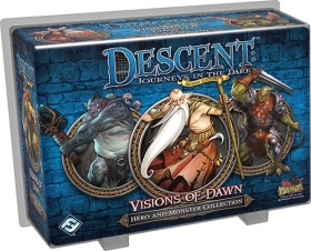 Descent: Journeys in the Dark (Second Edition) - Visions of Dawn