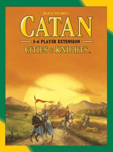 Catan: Cities & Knights - 5-6 Player Extension (5th Edition)
