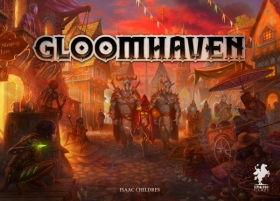 Gloomhaven (updated second printing)
