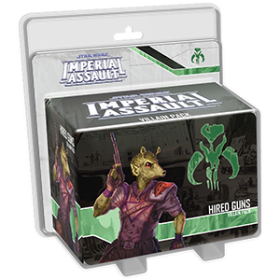 Star Wars: Imperial Assault – Hired Guns Villain Pack