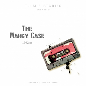 T.I.M.E (TIME) Stories: The Marcy Case