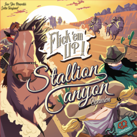 Flick 'em Up! Stallion Canyon