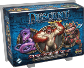 Descent: Journeys in the Dark (Second Edition) – Stewards of the Secret