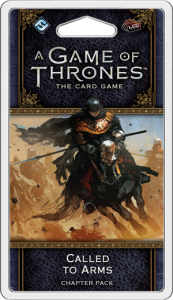A Game of Thrones: The Card Game (Second Edition) – Called to Arms