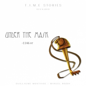 T.I.M.E (TIME) Stories: Under the Mask