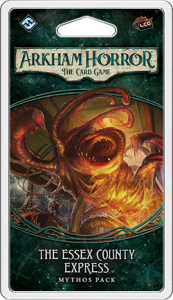 Arkham Horror: The Card Game – The Essex County Express
