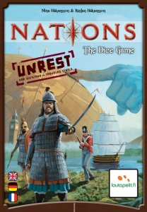 Nations: The Dice Game – Unrest