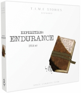 T.I.M.E (TIME) Stories: Expedition: Endurance