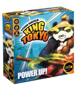 King of Tokyo: Power Up! (second edition)