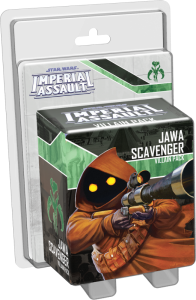 Star Wars: Imperial Assault – Jawa Scavenger Villain Pack