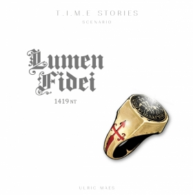 T.I.M.E (TIME) Stories: Lumen Fidei