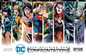 DC Comics Deck-Building Game: Confrontations