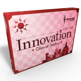Innovation (third edition): Cities of Destiny