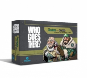 Who Goes There: Blair and Clark Character Expansion Pack
