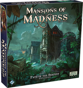 Mansions of Madness: Second Edition – Path of the Serpent