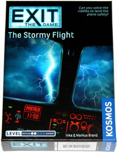 Exit: The Game – The Stormy Flight
