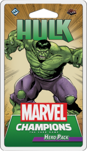 Marvel Champions: The Card Game – Hulk Hero Pack (August 7th)