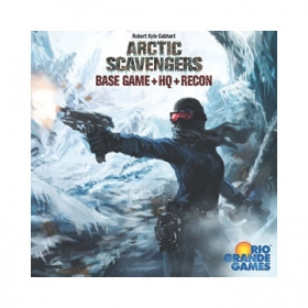 Arctic Scavengers: Base Game + HQ + Recon