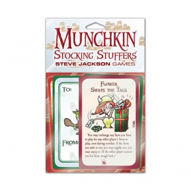 Munchkin: Stocking Stuffers