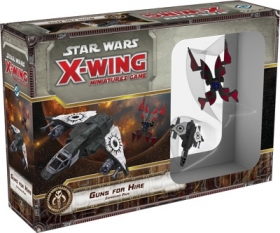 Star Wars: X-Wing Miniatures Game – Guns for Hire Expansion Pack